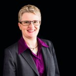 Claudia Eberle  Fraktionsvorsitzende